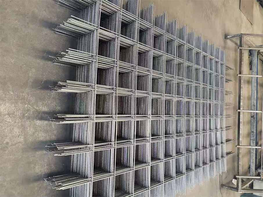 Strip Foundation mesh reinforcement A393