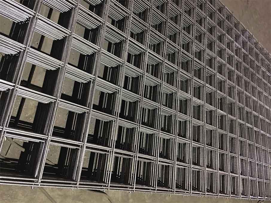 F62 / F72 / F82 / F92 / F1018 concrete reinforcement mesh