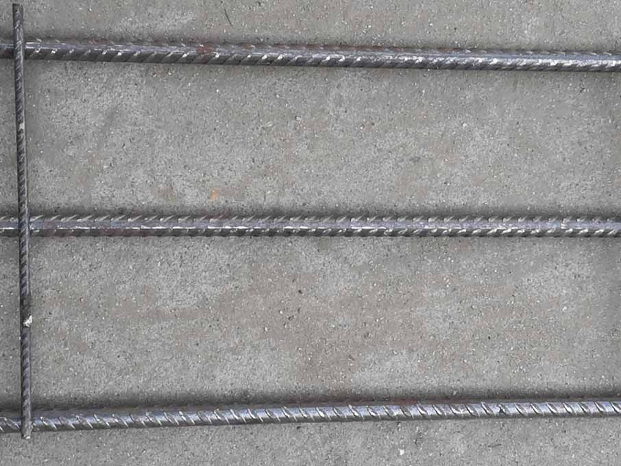 Trench mesh reinforcement for footing slab construction and Waffle rafts beam and piers