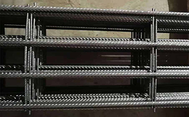 How to Quickly Weld out a Reinforcement Mesh?